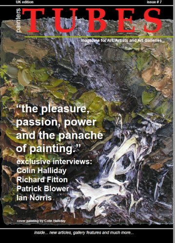 Get your digital issue at painters Tubes magazines