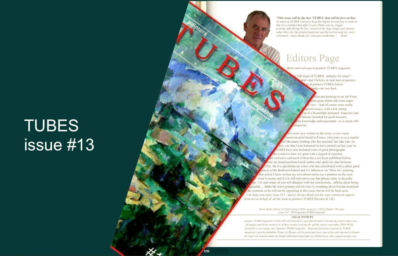 Tubes issue 13