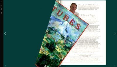 painters TUBES magazine issue 13