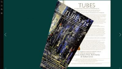 painters TUBES magazine issue 14