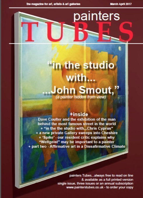 painters TUBES art magazine issue 2