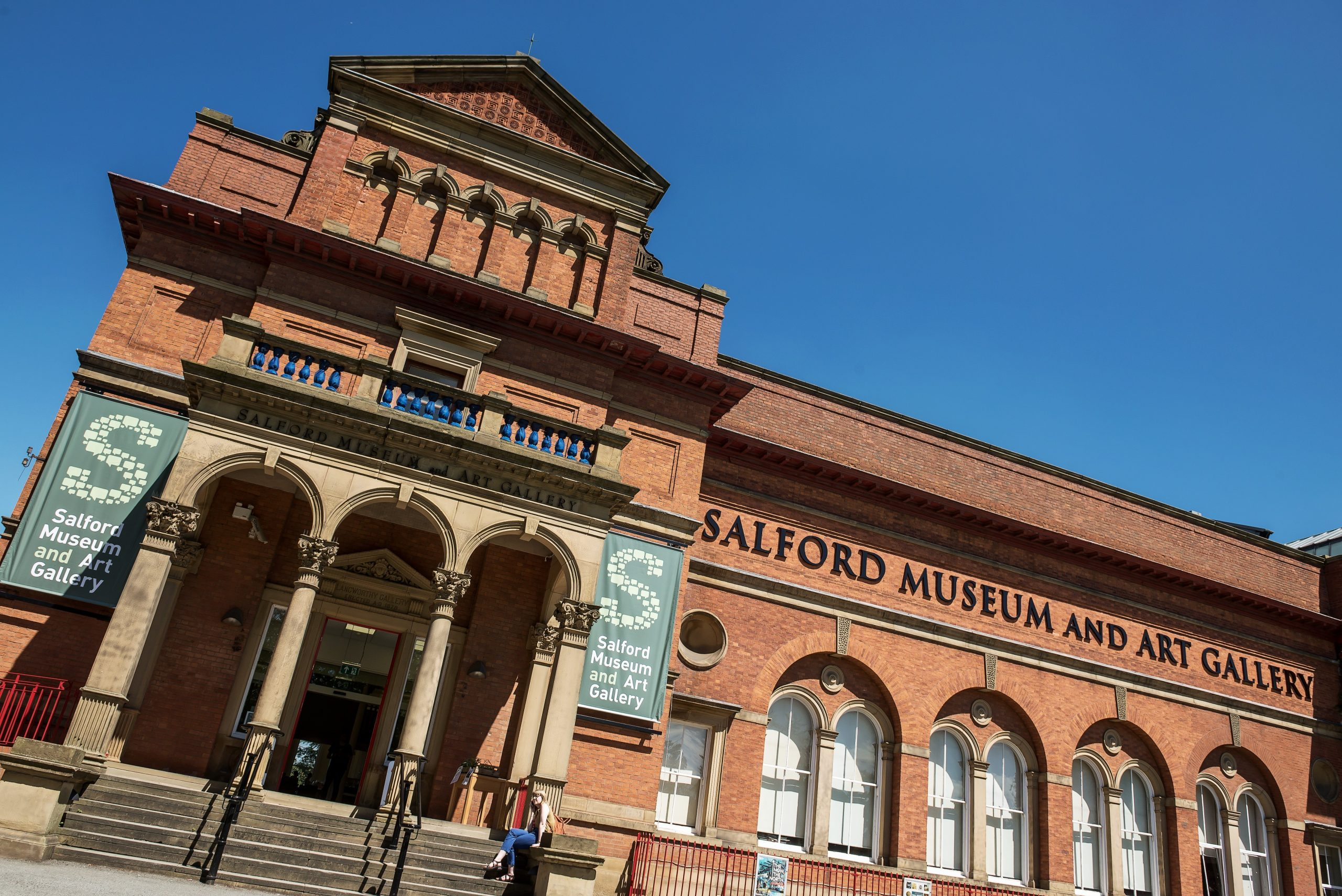 Salford Museum and Art Gallery feature in painters TUBES magazine