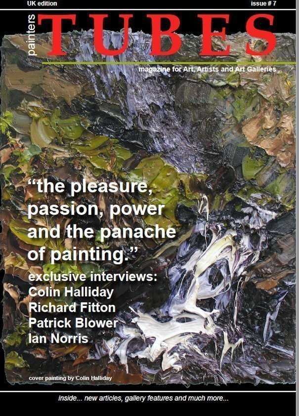 painters TUBES magazine number 7