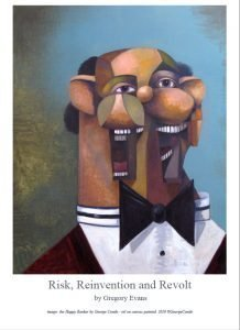 George Condo in a great TUBES original feature