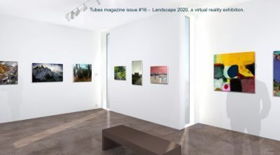 Painter Tubes Gallery Landscape 2020
