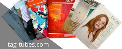 TAG-tubes artists gallery editions one to six
