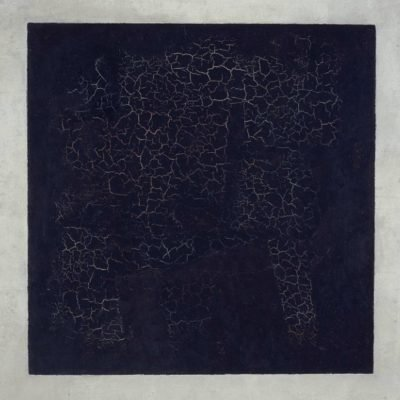 Malevich the black square - article in painters TUBES magazine issue 17
