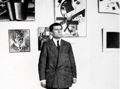 Russian Avant Garde painters TUBES magazine