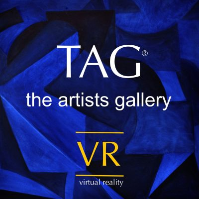 VR gallery TAG-tubes artists gallery