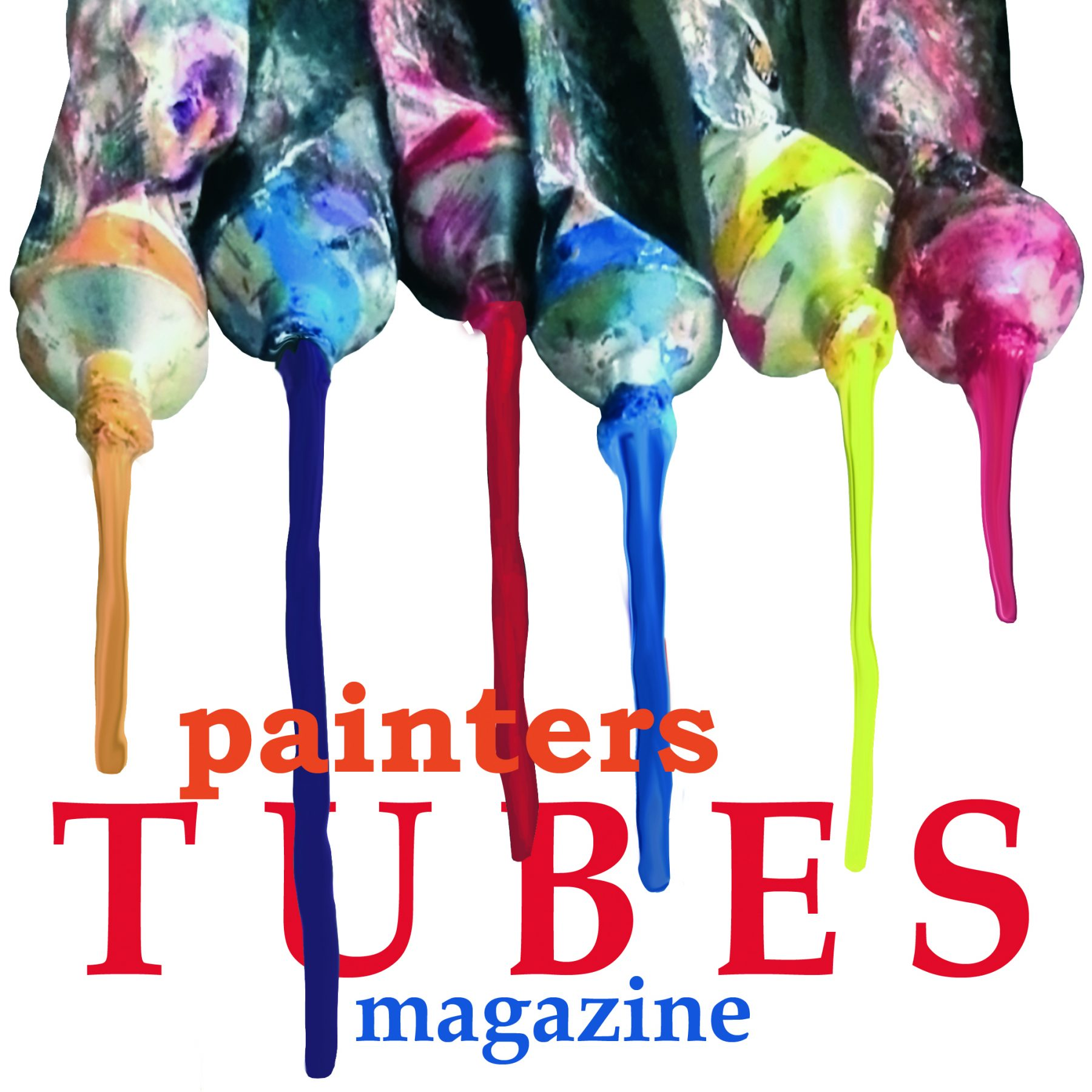 painters TUBES magazine new issues