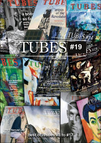 painters TUBES magazine new issue out now