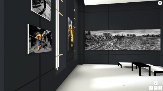 Fantastic paintings and photography in Tubes Artists Gallery
