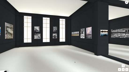 Expanded Two room exhibition Hall for Tubes Artists Gallery