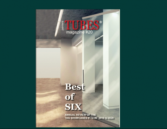 painters Tubes issue number 20 - Six of the Best
