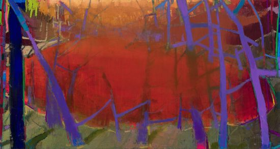 Brian Rutenberg in painters TUBES magazine