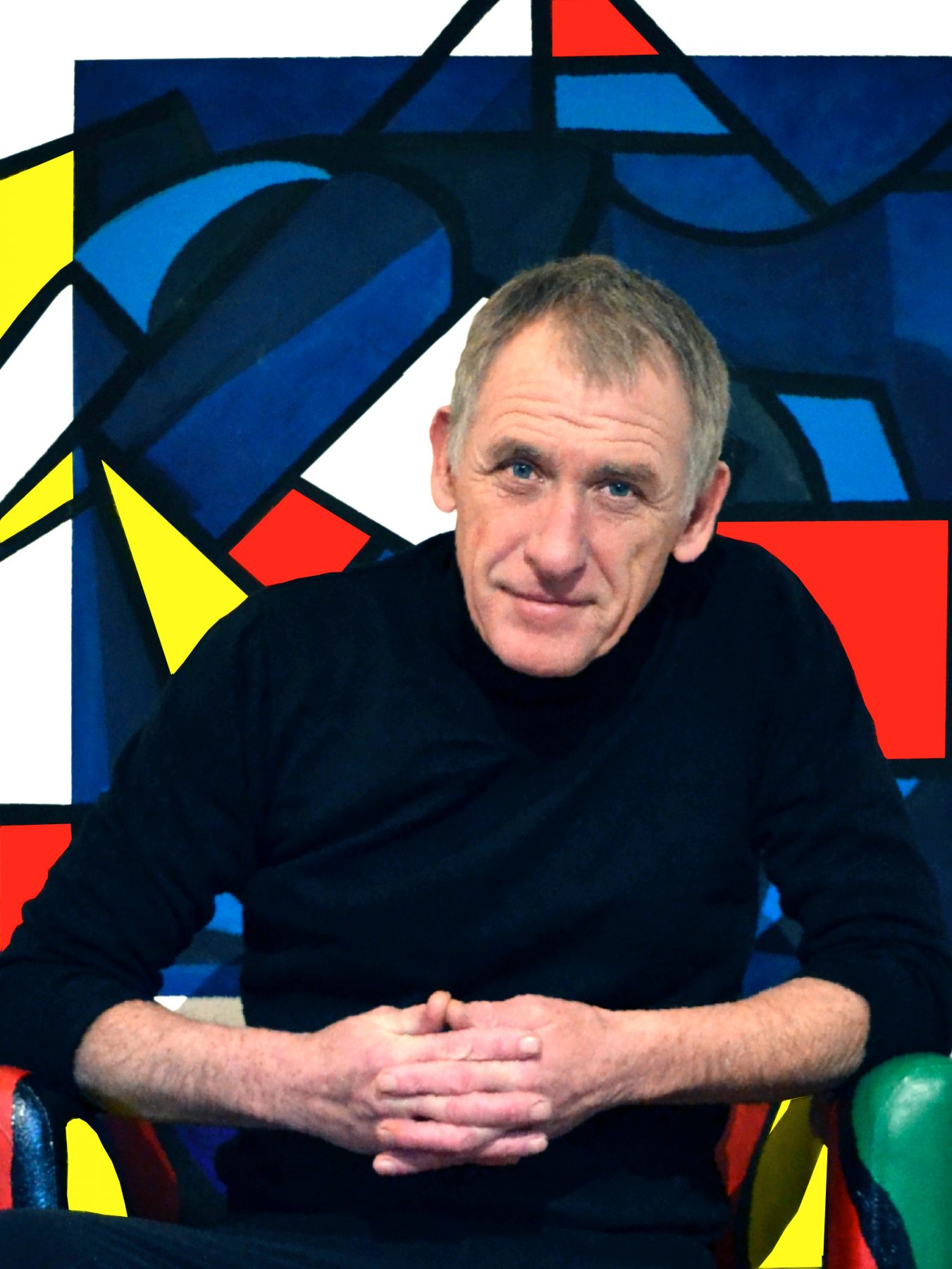 Artist and Writer Denis Taylor
