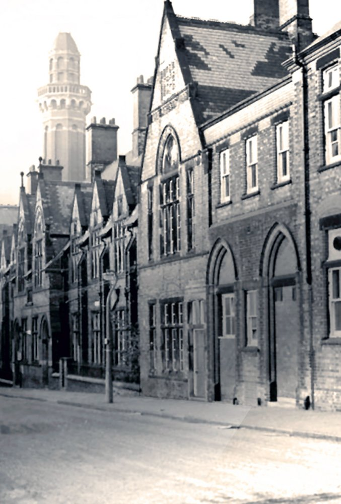 Manchester High School of Art 1948 to 1984