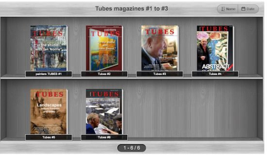 painters TUBES read free online