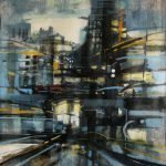 Painting. David Bez in Tubes Artists Gallery