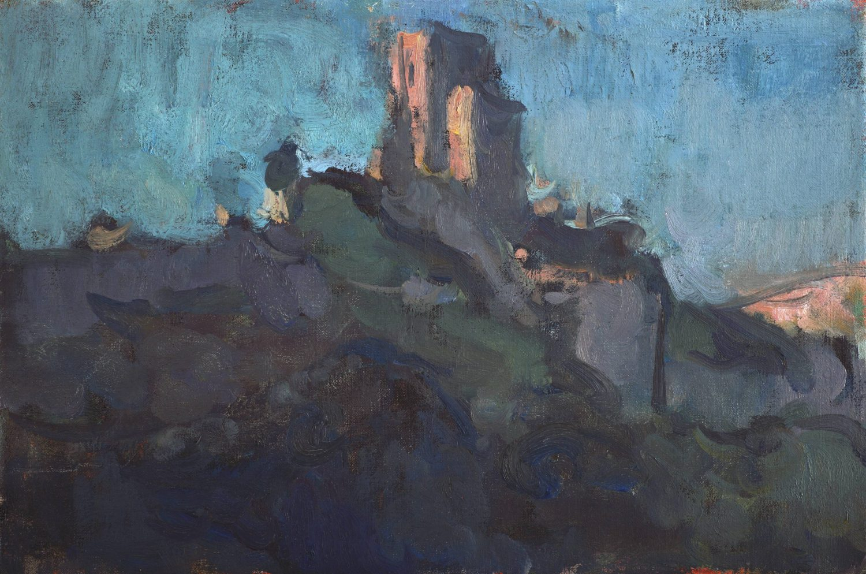Martin Yeoman in painters TUBES magazine