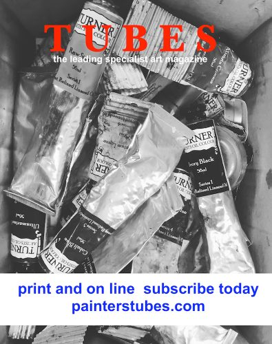 painters TUBES magazines online