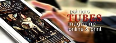 painters TUBES magazine online and print read anytime